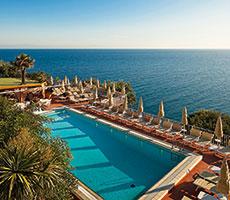 Le Querce Terme & Spa viešbutis (Kampanija, Italija)