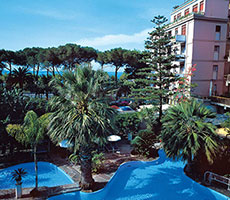 Reginna Palace viešbutis (Kampanija, Italija)