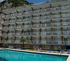 Santa Tecla apartamentai viešbutis (Kampanija, Italija)