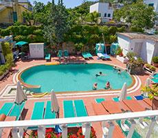 Villa Tina hotell (Napoli, Itaalia)