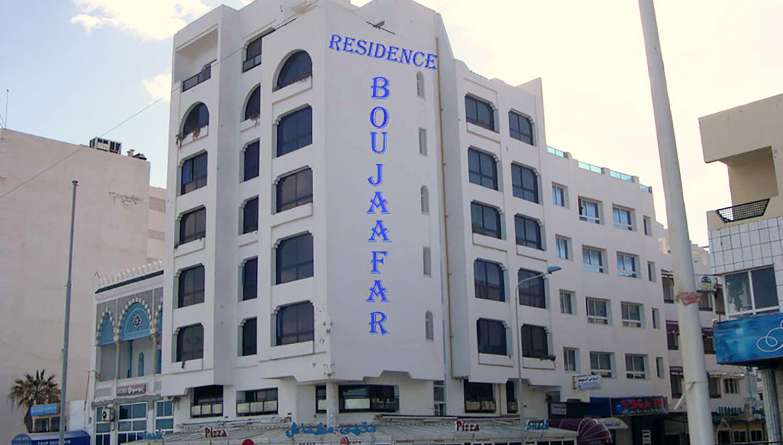 Residence Boujaafar viesnīca (Enfidha, Tunisija)