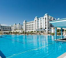 Concorde Green Park Palace viesnīca (Enfidha, Tunisija)