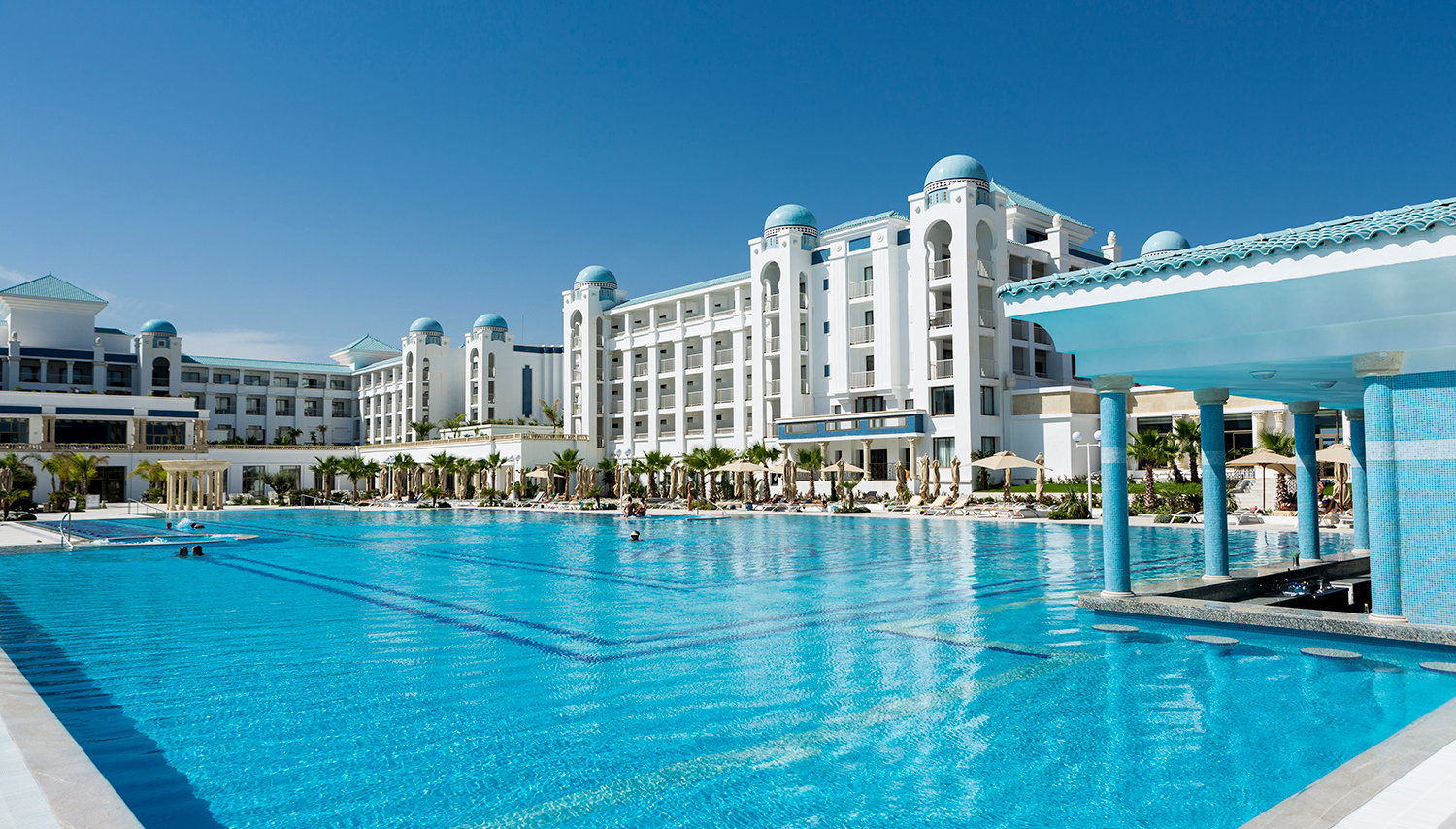 Concorde Green Park Palace hotell (Enfidha, Tuneesia)