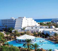 Club President viesnīca (Enfidha, Tunisija)