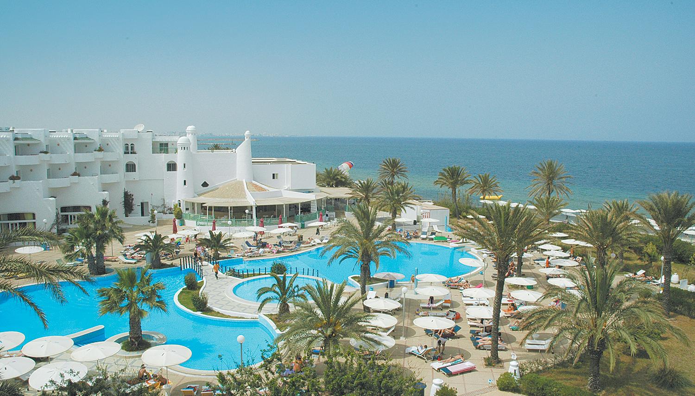 El Mouradi Skanes viesnīca (Enfidha, Tunisija)