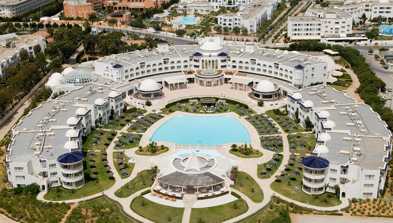 Golden Tulip Taj Sultan hotell (Enfidha, Tuneesia)