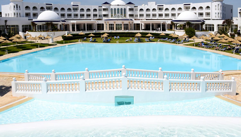 Golden Tulip Taj Sultan viesnīca (Enfidha, Tunisija)