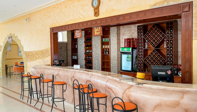 Houda Golf & Beach Club hotell (Enfidha, Tuneesia)