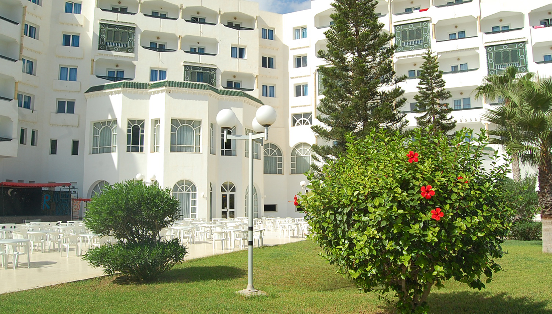Jinene hotell (Enfidha, Tuneesia)