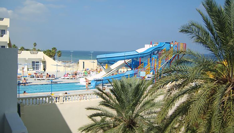 Karawan Beach & Resort hotell (Enfidha, Tuneesia)