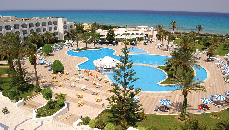 Mahdia Palace Thalasso viesnīca (Enfidha, Tunisija)