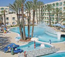 Marabout hotell (Enfidha, Tuneesia)