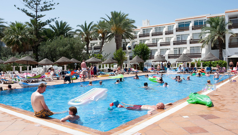 Marhaba Salem hotell (Enfidha, Tuneesia)