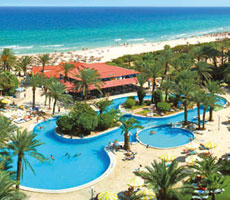 Riadh Palms Resort & Spa hotell (Enfidha, Tuneesia)