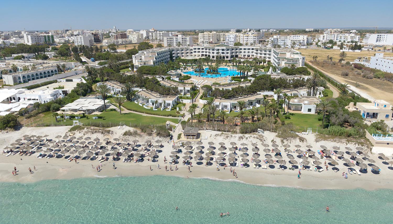 Vincci El Mansour viesnīca (Enfidha, Tunisija)