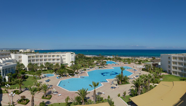 Vincci Marillia viesnīca (Enfidha, Tunisija)