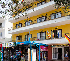 Arenal Pins viešbutis (Maljorka, Ispanija)