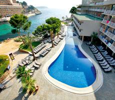 Occidental Cala Vinas viešbutis (Maljorka, Ispanija)