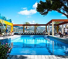 Comodoro Playa viešbutis (Maljorka, Ispanija)