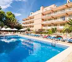 Delfin Hotels Complex viesnīca (Maljorka, Spānija)