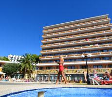 Fergus Tobago viešbutis (Maljorka, Ispanija)