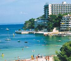 Intertur Hawaii Mallorca & Suites viešbutis (Maljorka, Ispanija)