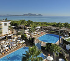 Iberostar Albufera Playa viesnīca (Maljorka, Spānija)