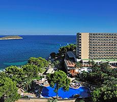 Melia Calvia Beach viesnīca (Maljorka, Spānija)