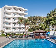 Ola Bouganvillia apartamentai viešbutis (Maljorka, Ispanija)