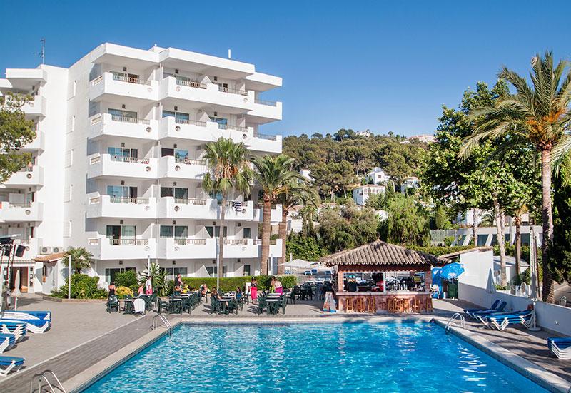 Ola Bouganvillia Apartments Гостиница (Майорка, Испания)