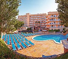 Palma Bay Club Resort viesnīca (Maljorka, Spānija)
