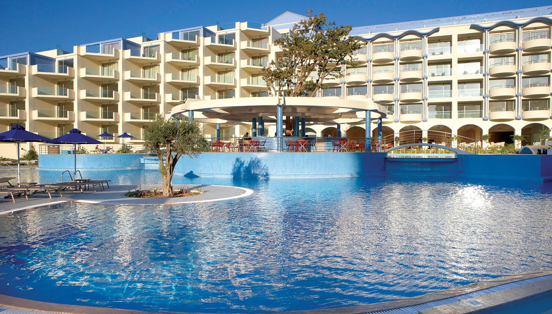 Atrium Platinum SPA & Convention Resort hotell (Rhodos, Kreeka)