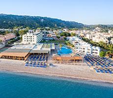 Avra Beach viesnīca (Rodas sala, Grieķija)