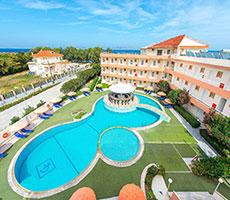 Bayside Katsaras viesnīca (Rodas sala, Grieķija)