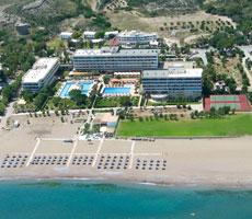 Blue Sea Beach Resort viešbutis (Rodas, Graikija)