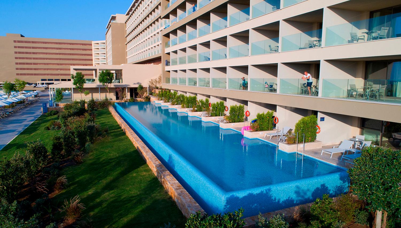 Amada Colossos Resort hotell (Rhodos, Kreeka)
