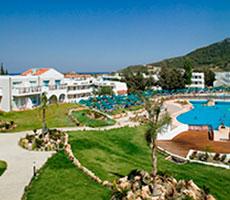 Cyprotel Faliraki viesnīca (Rodas sala, Grieķija)