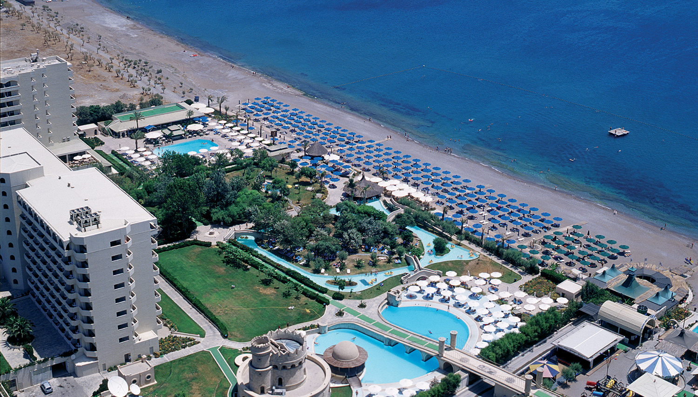 Esperos Palace hotell (Rhodos, Kreeka)