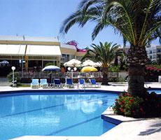 Happy Days viesnīca (Rodas sala, Grieķija)