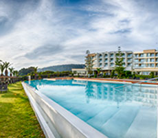 Sentido Ixian Grand & Ixian All Suites viesnīca (Rodas sala, Grieķija)
