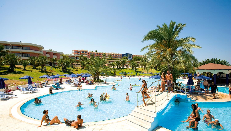 Kresten Palace viesnīca (Rodas sala, Grieķija)