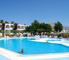 Lardos Bay viesnīca (Rodas sala, Grieķija)