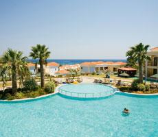 Lindos Imperial Resort & Spa viesnīca (Rodas sala, Grieķija)