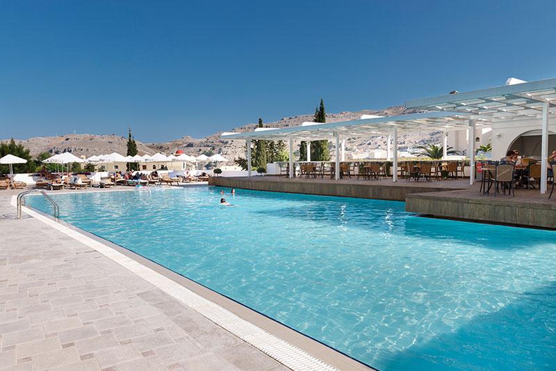 Lindos Village hotell (Rhodos, Kreeka)