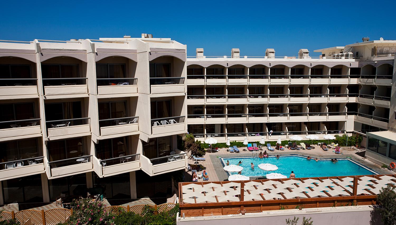 Lomeniz hotell (Rhodos, Kreeka)