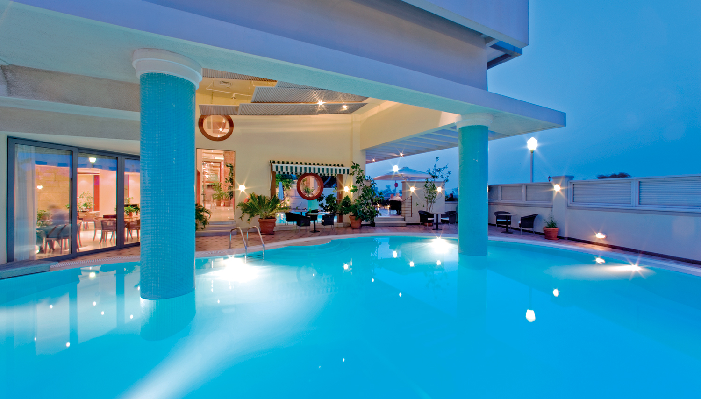 Mediterranean hotell (Rhodos, Kreeka)