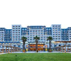 Mitsis Alila Resort & Spa viesnīca (Rodas sala, Grieķija)