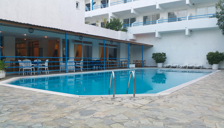 Rodos Blue hotell (Rhodos, Kreeka)