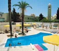 Mitsis Petit Palais viešbutis (Rodas, Graikija)
