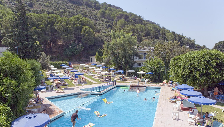 Solemar viesnīca (Rodas sala, Grieķija)